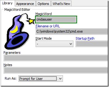 MagicWord UI