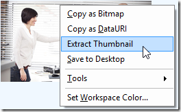 Extract Thumbnail