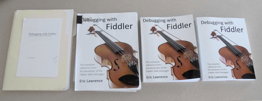 debugging with fiddler second edition pdf