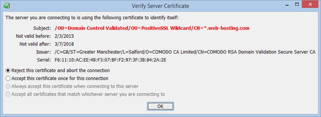Certificates Matter