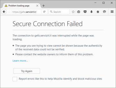 TLS Fallbacks are Dead | text/plain