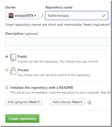 Building your  APP website with NameCheap and GitHub Pages–A