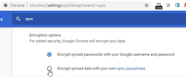 EncryptSync
