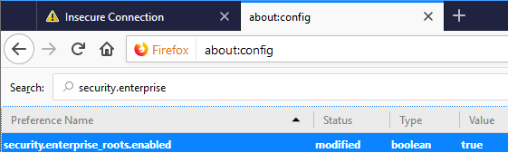FirefoxEnterprise