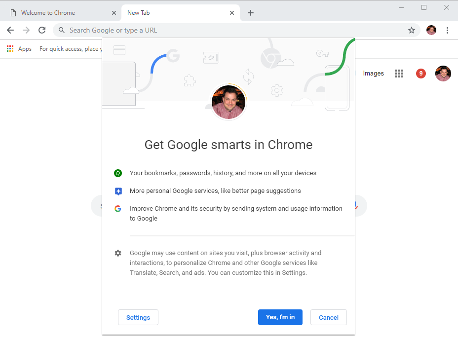 Get Google smarts